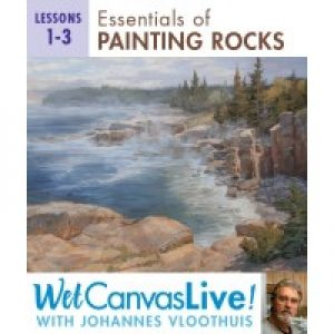 Essentials Of Painting Rocks