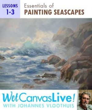Essentials Of Painting Seascapes