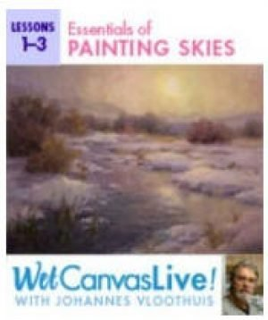 Essentials Of Painting Skies