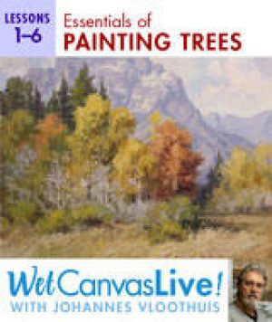 Essentials Of Painting Trees