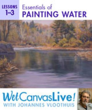 Essentials Of Painting Water