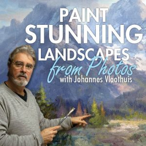 Paint Stunning Landscapes From Photos