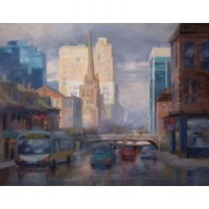 Essentials Of Painting Impressionist Cityscapes